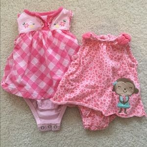 NEW Baby Dress Bundle